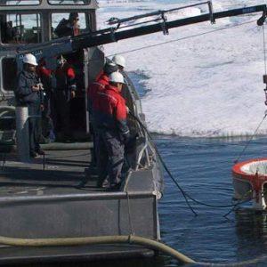 arctic oil skimmer