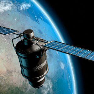 INtelsat 22 Satellite in Orbit