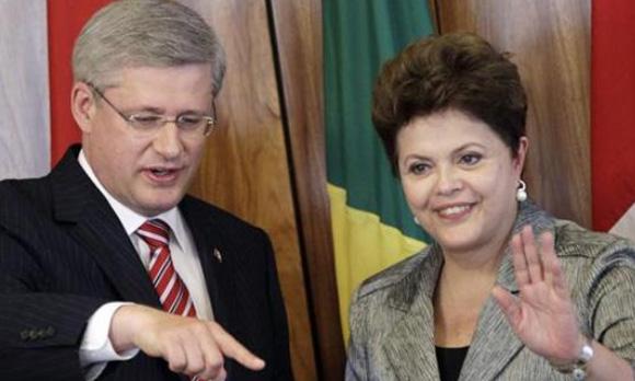 Harper Dilma