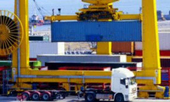 Irish ports image