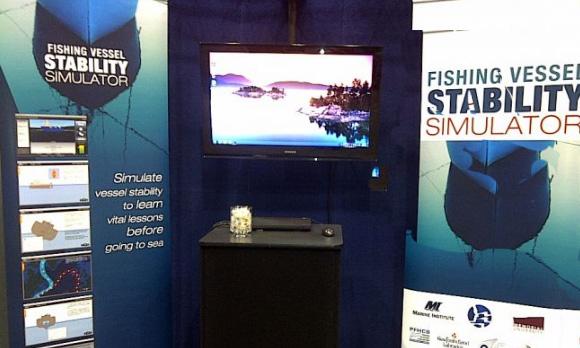 fishing vessel simulator