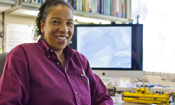 dawn wright chief scientist ESRI