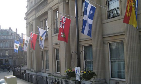 Canadian High Commission UK 0