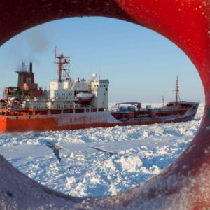 arctic ship 0