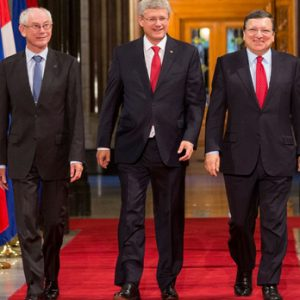 canada eu summit