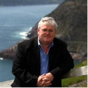 Karl Kenny, President adn CEO of Marport DeepSeaTechnologies Inc