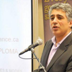 BLUEDROP PRES AND CEO Emad Rizkalla