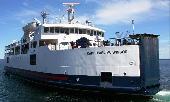 MV Winsor