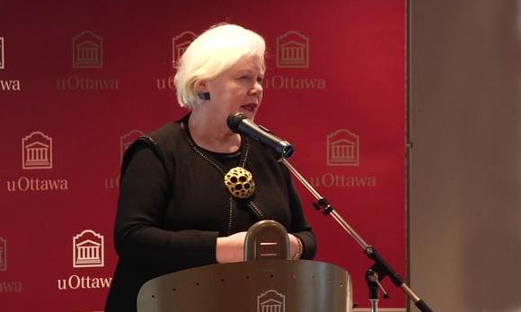 Elizabeth Dowdeswell CEO CCA