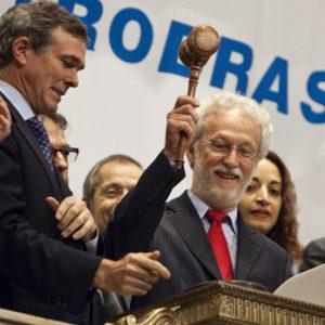 Petrobras CFO AB