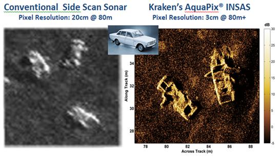 Kraken Sonar Pic