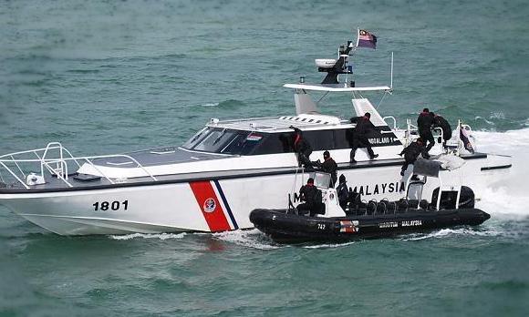 malaysian coast guard