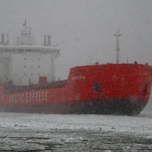 intl agreement on arctic chipping safety