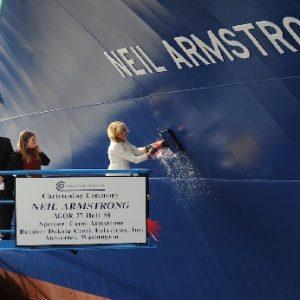 Armstrong ship photo